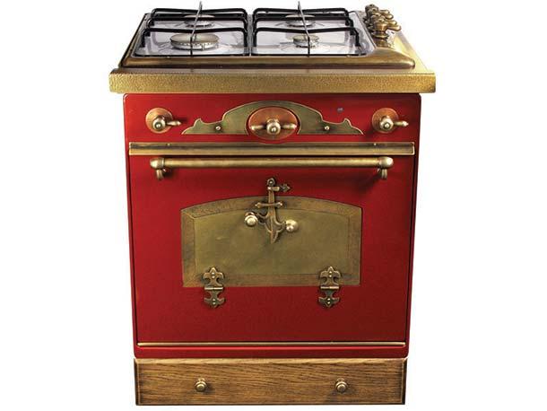 Retro Style Oven